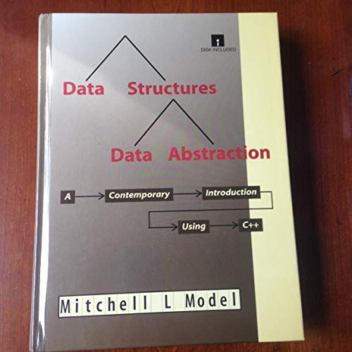 9780130887825: Data Structures, Data Abstraction: A Contemporary Introduction Using C++