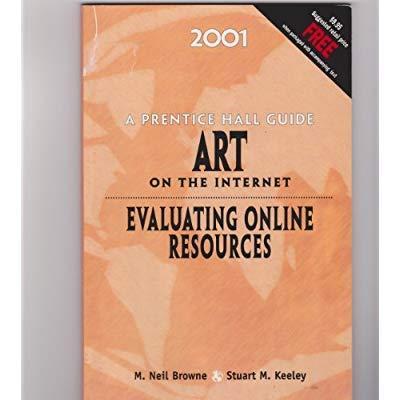 9780130888297: Art on the Internet 2000