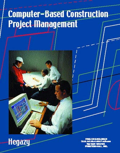 9780130888594: Computer-Based Construction Project Management