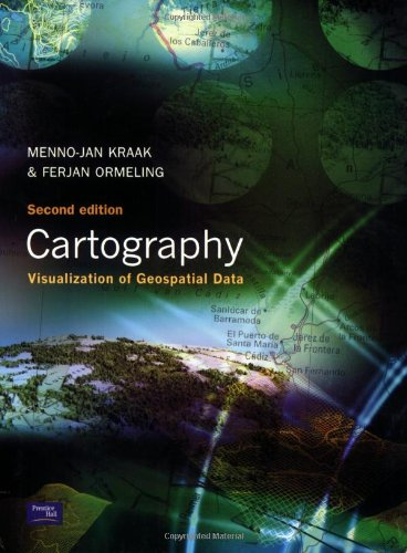 9780130888907: Cartography: Visualization of Geospatial Data