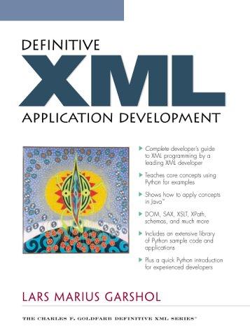 9780130889027: Definitive XML Application Development