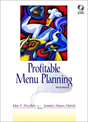 9780130891648: Profitable Menu Planning (3rd Edition)