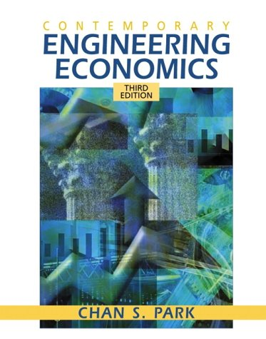 9780130893109: Contemporary Engineering Economics (3rd Edition)