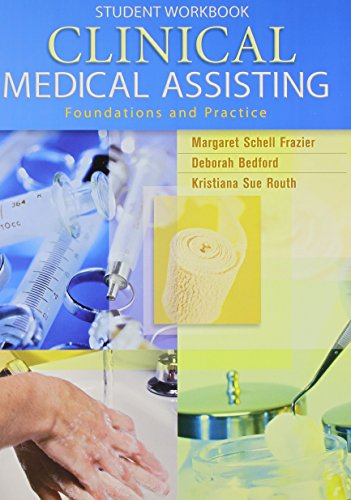 9780130893390: Workbook for Clinical Medical Assisting: Foundations and Practice