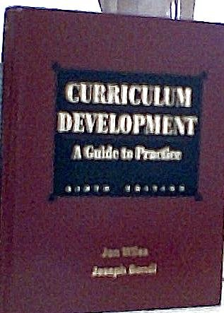 9780130893475: Curriculum Development: A Guide to Practice