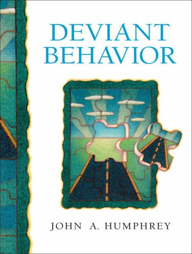 9780130893512: Deviant Behavior