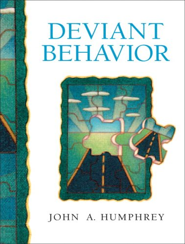 9780130893512: Deviant Behavior