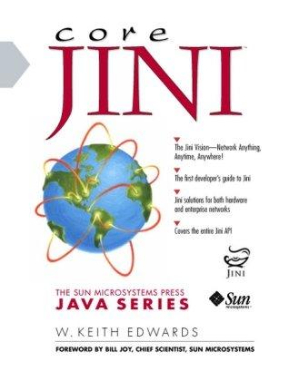 9780130894083: Core Jini (2nd Edition)