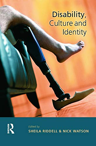 9780130894403: Disability, Culture and Identity