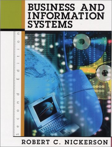 9780130894960: Business and Information Systems (2nd Edition)
