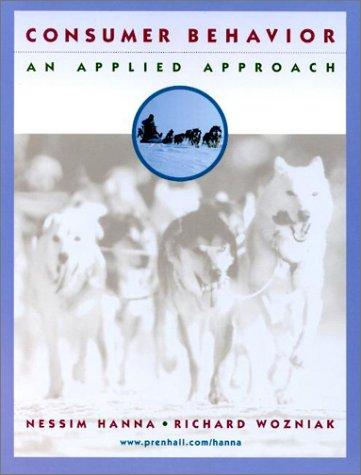 9780130895028: Consumer Behavior: An Applied Approach