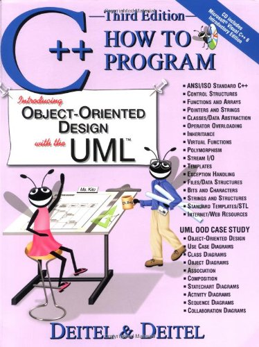 9780130895714: C++ How to Program (3rd Edition)