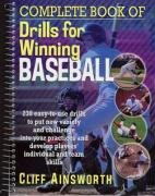 9780130895752: Complete Book of Drills for Winning Baseball