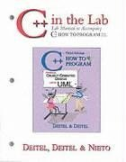 9780130895790: C++ in the Lab (Lab Manual to Accompany C++ How to Program)