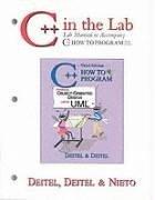 9780130895790: C++ Lab Manual (3rd Edition)