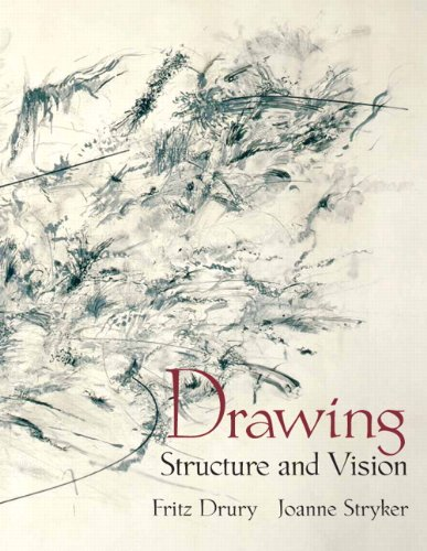 9780130896025: Drawing: Structure and Vision