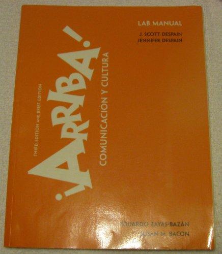 9780130896094: Arriba!: Communicacion Y Cultura