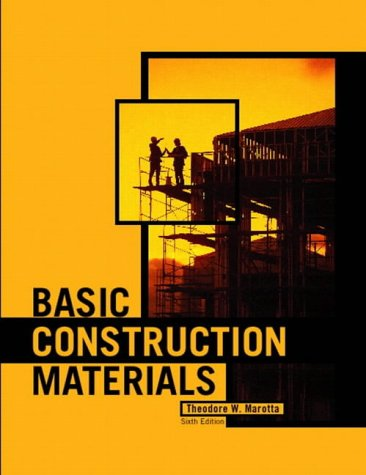 9780130896254: Basic Construction Materials (6th Edition)