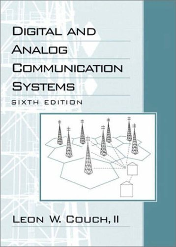9780130896308: Digital and Analog Communication Systems