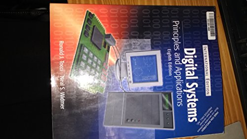 9780130896414: Digital Systems Principles and Applications Eighth Ed.