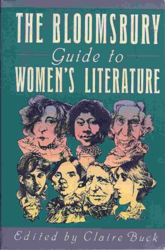 9780130896650: The Bloomsbury Guide to Women's Literature