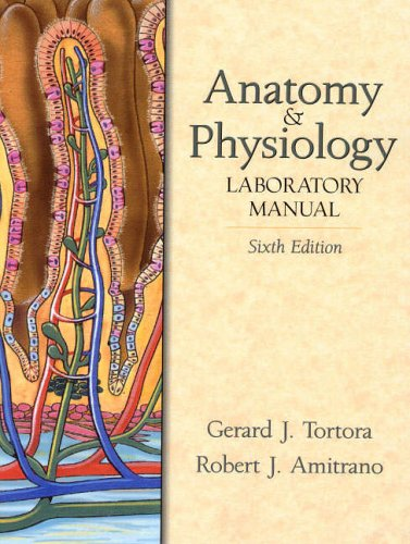9780130896704: Anatomy and Physiology Laboratory Manual (6th Edition)