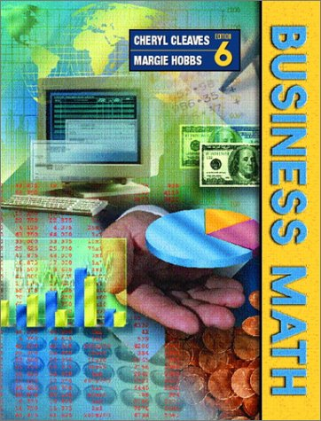 9780130897190: Business Math (6th Edition)