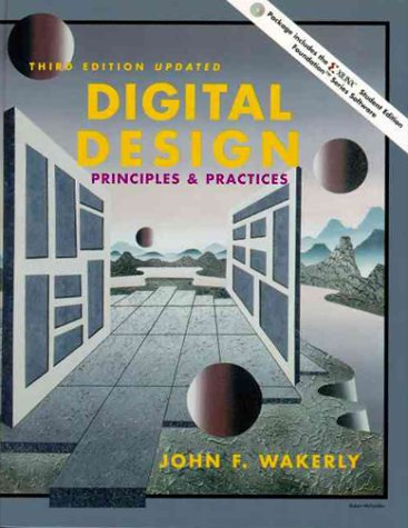 9780130898968: Digital Design: Principles and Practices (3rd Edition)