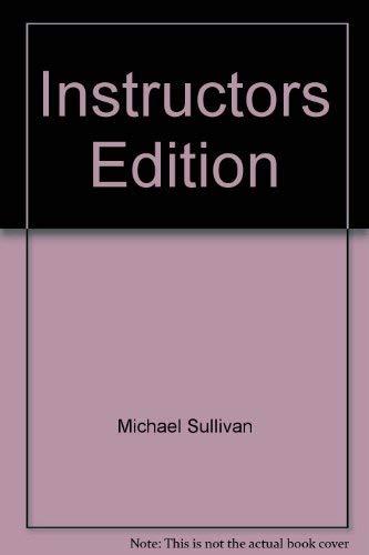 9780130899262: Instructors Edition