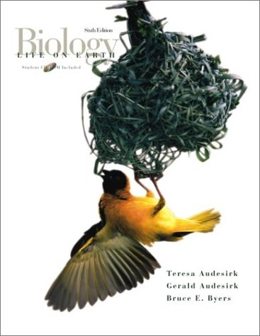 9780130899415: Biology: Life on Earth (6th Edition)