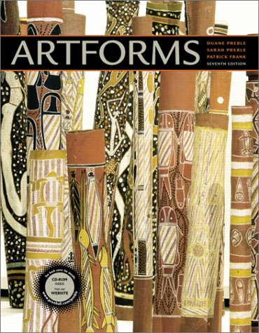 9780130899798: Artforms: An Introduction to the Visual Arts
