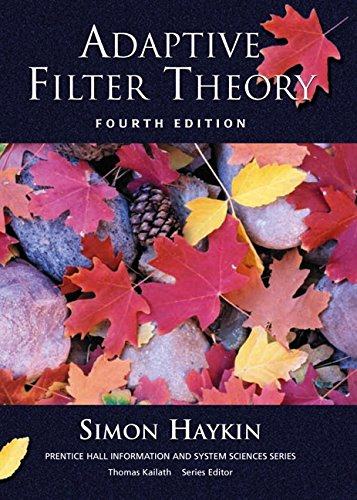 9780130901262: Adaptive Filter Theory (4th Edition)