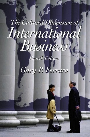 9780130903273: The Cultural Dimension of International Business (4th Edition)