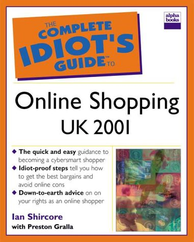 9780130904034: The Complete Idiot's Guide to Online Shopping