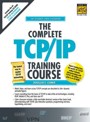 9780130905529: The Complete TCP/IP Training Course Boxed Set