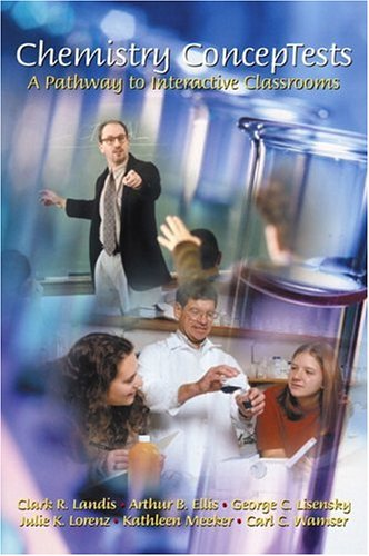 9780130906281: Chemistry ConcepTests: A Pathway to Interactive Classrooms