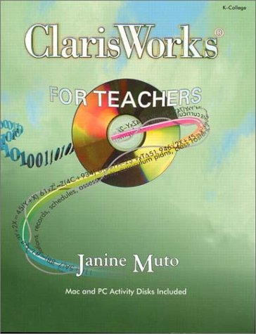 9780130906373: ClarisWorks for Teachers