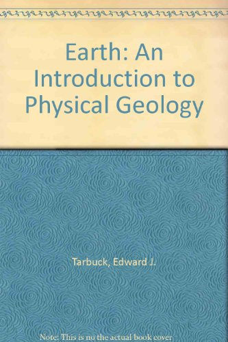 9780130906496: Earth: An Introduction to Physical Geology