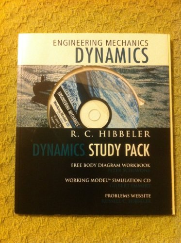 9780130907578: Dynamics Study Pack-Workbook, CD, Website: Statics and Dynamics