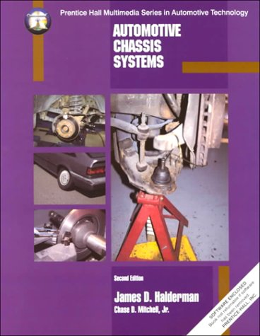 9780130907837: Automotive Chassis Systems