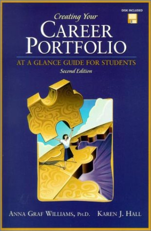 9780130908513: Creating Your Career Portfolio: At a Glance Guide for Students