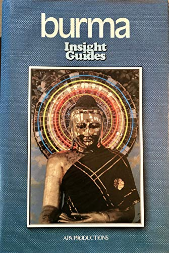 9780130909367: Burma (Insight Guide Burma)