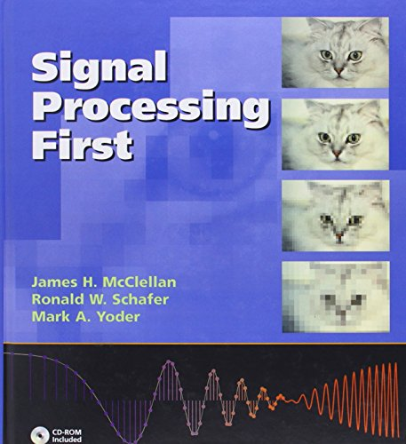 9780130909992: Signal Processing First:United States Edition
