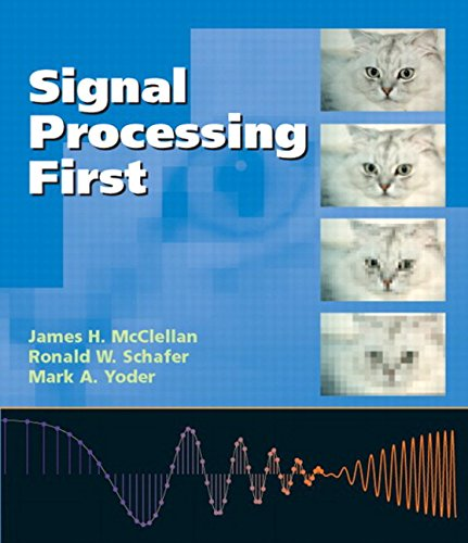 9780130909992: Signal Processing First