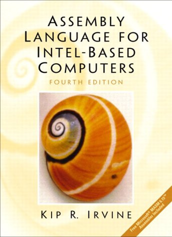 9780130910134: Assembly Language for Intel-Based Computers (4th Edition)