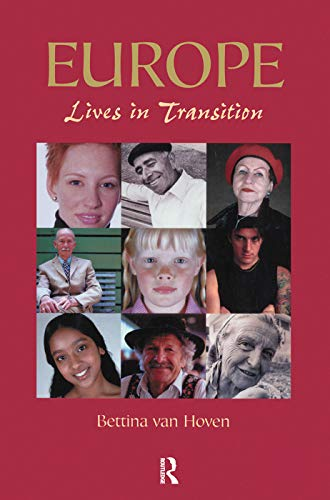 9780130910905: Europe: Lives in Transition