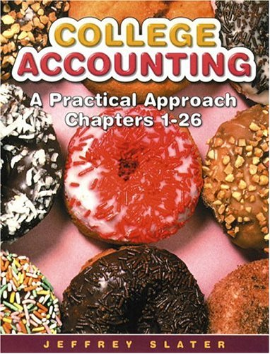9780130911421: College Accounting: A Practical Approach Chapters 1-26 (8th Edition)