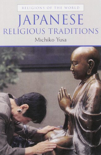 9780130911643: Japanese Religious Traditions (Religions of the World)