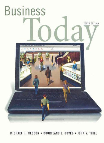 9780130912633: Business Today (10th Edition)