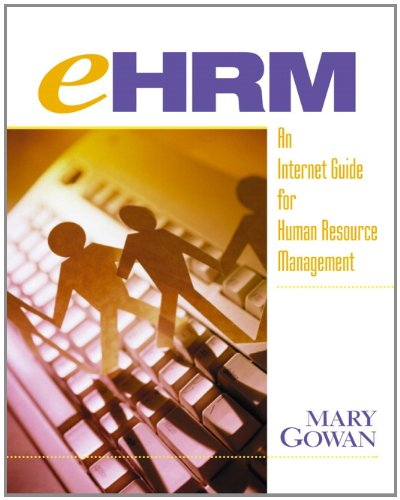 9780130912831: eHRM: An Internet Guide to Human Resource Management